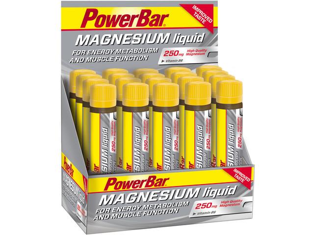 PowerBar Magnesium Liquid 20x25ml Citrus